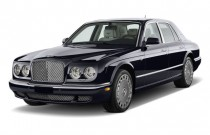 2008 Bentley Arnage 4-door Sedan R Angular Front Exterior View