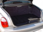 2005 Bentley Arnage 4-door Sedan T Trunk