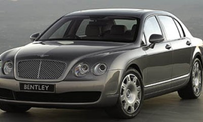 2006 Bentley Continental Flying Spur Photos