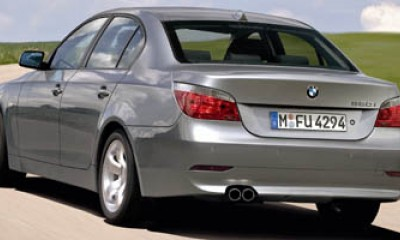 2006 BMW 5-Series Photos