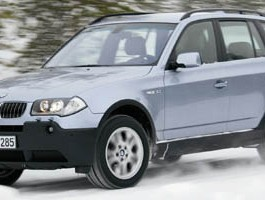 2006 BMW X3-Series 3.0i