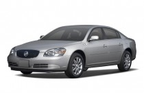 2006 Buick Lucerne 4-door Sedan CXL V6 Angular Front Exterior View
