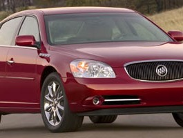 2006 Buick Lucerne CX