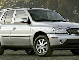 2006 Buick Rainier CXL