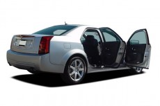 2006 Cadillac CTS-V 4-door Sedan Open Doors