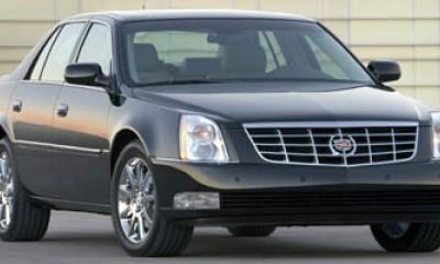 2006 Cadillac DTS Photos