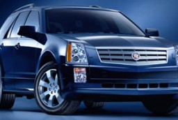 2006 Cadillac SRX 
