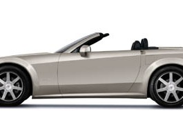 2006 Cadillac XLR 