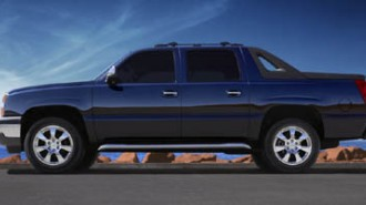 2006 Chevrolet Avalanche LS