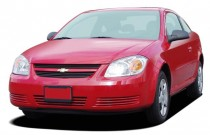 2006 Chevrolet Cobalt 2-door Coupe LS Angular Front Exterior View