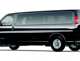 2006 Chevrolet Express Passenger 