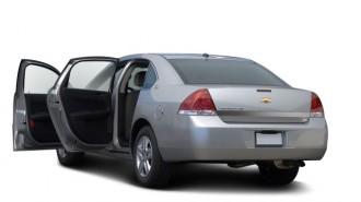 2006 Chevrolet Impala 4-door Sedan LS Open Doors