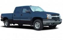 "2006 Chevrolet Silverado 1500 Crew Cab 143.5"" WB 2WD LT1 Angular Front Exterior View"