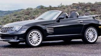 2006 Chrysler Crossfire SRT6