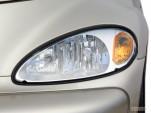2006 Chrysler PT Cruiser 4-door Wagon Headlight