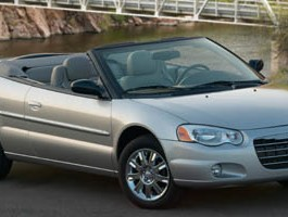 2006 Chrysler Sebring Conv 