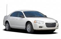2006 Chrysler Sebring Sedan 4-door Angular Front Exterior View