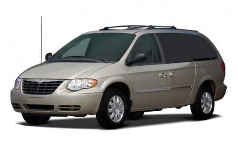 2006 chrysler town country swb vs toyota sienna honda. Black Bedroom Furniture Sets. Home Design Ideas