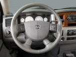2006 Dodge Ram 2500 4-door Quad Cab 140.5 Laramie Steering Wheel