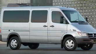 2006 Dodge Sprinter Wagon