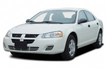 2006 Dodge Stratus Sedan 4-door R/T Angular Front Exterior View