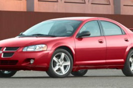 2006 Dodge Stratus Sdn R/T