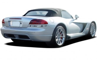 Dodge Viper on the Auction Block