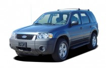 2006 Ford Escape 4-door 3.0L XLT Angular Front Exterior View