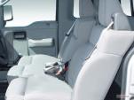 "2006 Ford F-150 Reg Cab 126"" STX Front Seats"