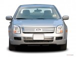 2006 Ford Fusion 4-door Sedan V6 SE Front Exterior View