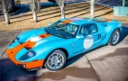 Never used Ford GT heading to Barrett-Jackson Palm Beach auction