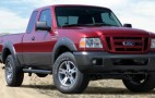2004-2006 Ford Ranger Recalled To Replace Takata Airbags: 391,000 Trucks Affected