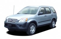 2006 Honda CR-V 4WD EX AT Angular Front Exterior View