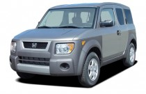2006 Honda Element 4WD EX AT Angular Front Exterior View