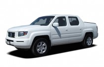 2006 Honda Ridgeline RTL AT Angular Front Exterior View