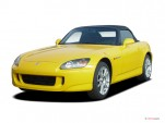 2006 Honda S2000 MT Angular Front Exterior View