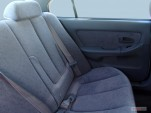 2006 Hyundai Elantra 4-door Sedan GLS Auto Rear Seats