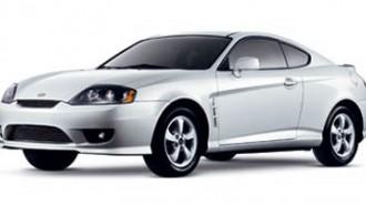 2006 Hyundai Tiburon GS