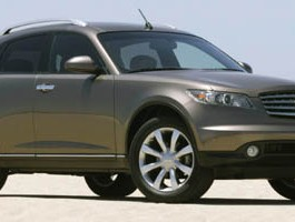 2006 Infiniti FX45 