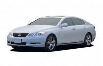 2006 Lexus GS 430 4-door Sedan Angular Front Exterior View