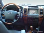 2006 Lexus GX 470 4-door SUV 4WD Dashboard
