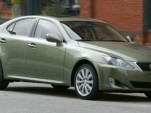 2006 Lexus IS 250 Manual