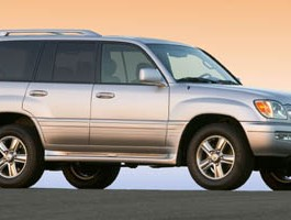 2006 Lexus LX 470 