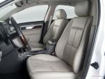 2006 Lincoln Zephyr 4-door Sedan Front Seats