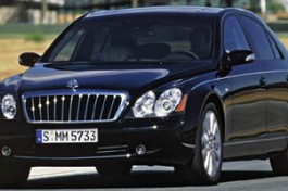 2006 Maybach 57S 