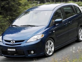 2006 Mazda MAZDA5 Sport