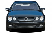 2006 Mercedes-Benz CL Class 2-door Coupe 6.0L AMG Angular Front Exterior View