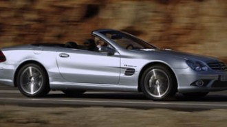 2006 Mercedes Benz SL Class 5.5L AMG