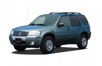 2006 Mercury Mariner 4-door Premier Angular Front Exterior View