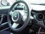 2006 MINI Cooper Hardtop 2-door Coupe S Steering Wheel